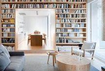Domowa biblioteka | House library