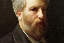 William Bouguereau (1825-1905) / http://lespetitsmaitres.com/2014/10/william-bouguereau-1825-1905-le-peintre-mal-aime/