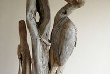 Driftwood Art & things / To do in my  vacations in south of Chile