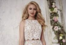 Christina Wu Occasions / Trendy Brides Maids and Social Occasions coming in a wide variety of colors and fabrics. You can pick your choice of length of most gowns - short or long.