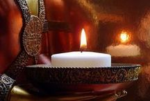 Warm candlelights / by jophs