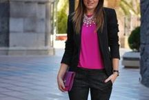 Professional Style & Work Outfits / Professional Style & Work Outfits
