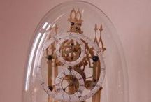 Fine Antique Bracket Clocks / This board is about lovely bracket or table clocks from the 17th / 18th and 19th century's
