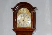 London Antique Grandfather Clocks / Lovely antique grandfather clocks produced in London over the last 300 years