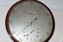Fine Antique Wall Clocks / All interesting and unusual antique wall clocks