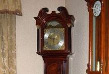 Scottish Antique Clocks / Lovely antique clocks from Edinburgh or other towns within Scotland