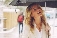 Raining days fasion and outfits / Raining days fasion and outfits