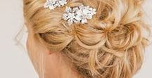Wedding Hairdos & Makeup!