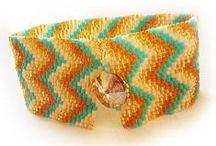 Beadwoven Art / Beadwoven Art jewelry