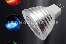 Led spots / Led lights http://ledmagonisstore.gr/led-spot/GU10/LED-GU10-3W-290L