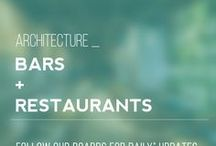 Architecture_Bars & Restaurants
