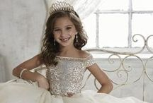 Tiffany Princess Pageant Gowns / Tiffany Princess Makes Some Of The Most Adorable Little Girl Pageant Gowns At A Great And Affordable Price! Tiffany Princess Is A Great Line For All Our First Time Pageant Princesses!!