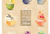 Té, thé, tea. / Algún día coleccionaré teteras.
