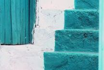 Streets, lanes, stairs, portals