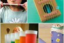 Crafts for Kids / Fun and easy craft ideas you can show your students :)