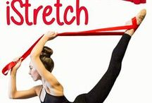 Dance Fitness / Using the Dance Kinetic Bands can help you improve overall dance fitness and performance including higher jumps, better flexibility, balance, and body control. Visit the dance page on our website for more tips and information on all of our dance equipment to help you reach your dance goals!  https://myosource.com/dance/