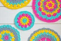 Crochet: home accessories