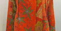 Mieko Mintz & others: fabric collage