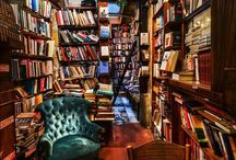 Libraries & Bookshelves