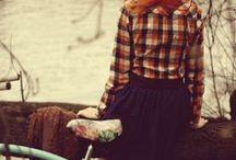 Inspirations Style automne/ hiver ! / Les tenues, pulls, jupes , robes qui m'inspirent , souvent rétros, pour des automne/ hiver tout en lumière !