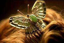 Inspirations Bijoux ! / Les artifices dont je passe peu maintenant :)