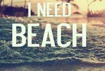 VAMOS A LA PLAYA ♡  / Swimsuits, beach , PLAYA