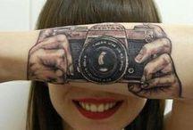 Cool Tattoos / Inspiring tattoo ideas / by THE URBANITE GUIDE