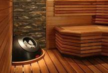 Saunoja / Kerrostalossa, rivitalossa, mökillä järven rannassa, maalla omassa rauhassa kaikkialla on sauna. Myyty tai myynnissä.