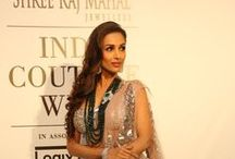 Rina Dhaka at India Couture Week