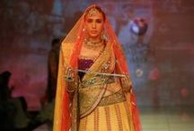 Tarun Tahiliani at IBFW 2014