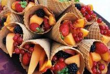 Creative Snacks/Desserts
