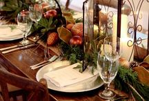 Thanksgiving / Events and Decorations