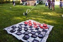 outdoor games to do / játékok kintre / / Ötletek amik megvalósításra várnak ;)