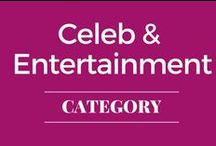 Celebrities & Entertainment / See how different entertainment publishers use playbuzz to engage their users and increase shareability.