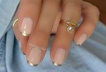 Uñas rosa - Pink nails / Geniales diseños de uñas decoradas de rosado - Awesome Pink Nail Art