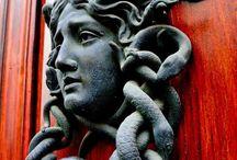 Doors | Door Handles | Door Knockers | Key Holes