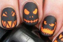 Halloween Nails - Uñas para Halloween / Halloween