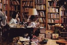 Books   Bookshelves   Bookcases   Libraries