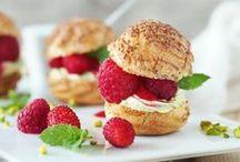 Kleinigkeiten zum Kaffee dazu / Von Cake Pops über Pralinen bis zu Macarons :-)