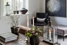 Inspiring livingrooms