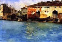 John S. Sargent- solo Venezia