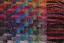 Lavori  a maglia e all'uncinetto
