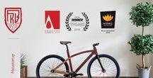 FRB Custom - Tegea / Η Τεγέα είναι το πρώτο χειροποίητο ποδήλατό μας το οποίο σχεδιάστηκε και κατασκευάστηκε το 2014. Έχει διακριθεί στην Ελλάδα στους Αγώνες Νέων Σχεδιαστών το 2015 και στην Ιταλία στο A' Design Award and Competition το 2016. Το όνομά του προέρχεται από την Αρχαία Τεγέα, τη σπουδαιότερη αρχαία πόλη της Αρκαδίας.