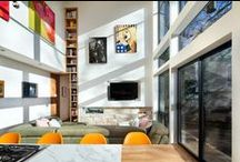 Living/Dining Spaces