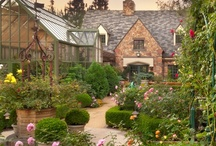 Gardens, Water Features, Landscape