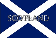 "Celtic Pride""Scotland"" ,,,,,,,,,,,,,,,,,,,,, / SCOTLAND / by Susan Clapsaddle"
