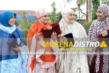 Mukena Distro / Mukena (telekung, rukuh) distro, hadirkan mukena unik nan berkelas, cantik nan esklusif, menarik dan elegan. Mukena distro, pancarkan pesonamu. http://www.mukenadistro.com/. Harga mulai Rp. 350.000 || Kontak : 081 578 045 670, 081 327 087 397. PIN BB 30C26FED