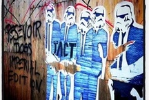 Street ART! / by Adrienne Shaw