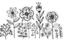 How to Draw Doodle & Zentangle
