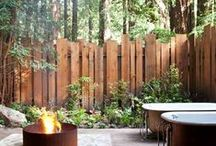 F E N S P I R A T I O N / Beautiful ideas for your custom fence.